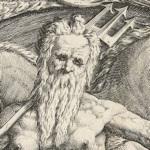 The God Neptune