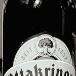 Ottakringer beer bottle
