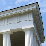 Corner of the Theseus Temple