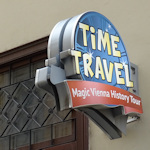 Time travel sign