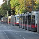 More trams