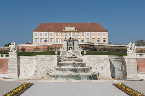 Schloss Hof fountain