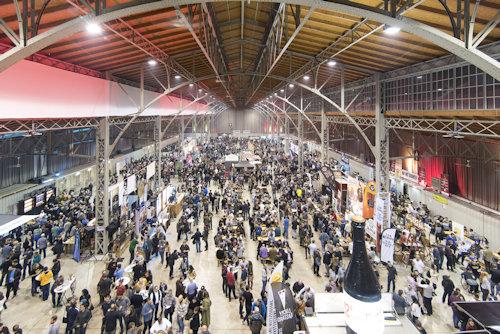 Inside the craft beer festival