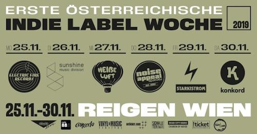 Indie Label Woche event banner