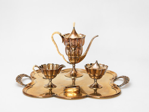Coffee set by Prutscher
