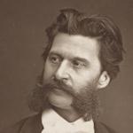 Strauss portrait