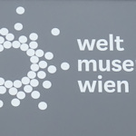 Weltmuseum sign