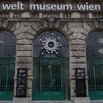 Weltmuseum entrance