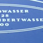 Hundertwasser sign
