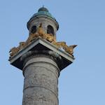 Karlskirche pillar