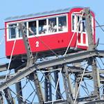Ferris wheel wagon