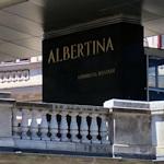 View of the Albertina