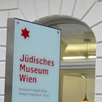 Jewish Museum sign
