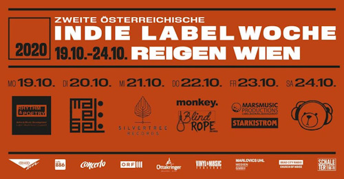 Indie label week logo