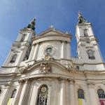 Front of the Maria Treu church