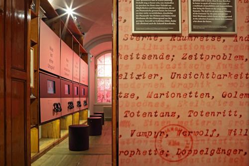 Utopias and Apocalypses exhibition view