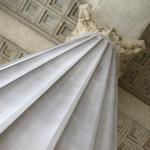 A doric column
