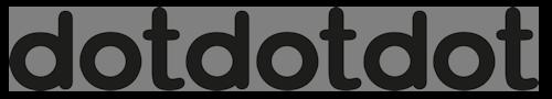 Dot dot dot festival logo