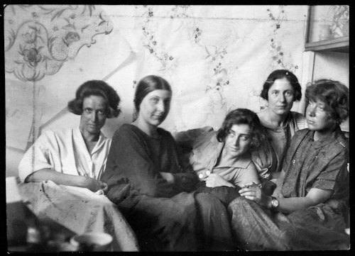 Photo of women artists