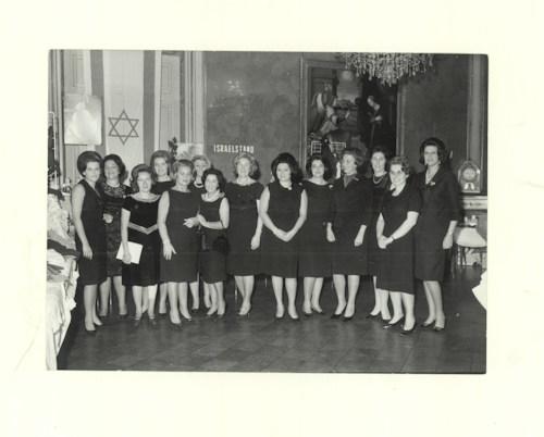 WIZO Austria group photo