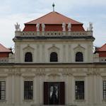 Lower Belvedere entrance
