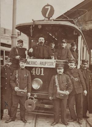 Tram conductors