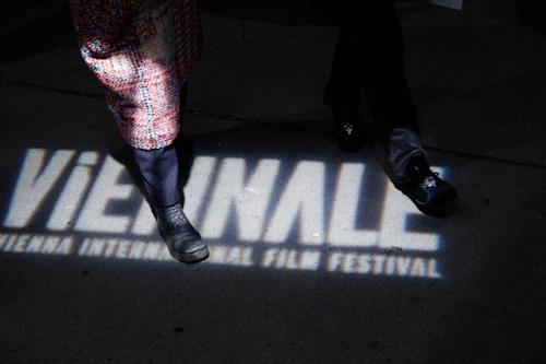 Viennale logo shot