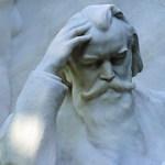 Bust of Brahms