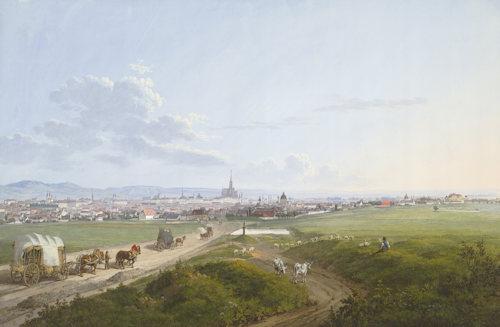 Jakob von Alt landscape