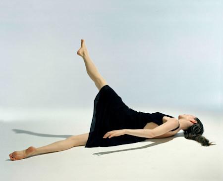 Dancing Story by Elfie Semotan