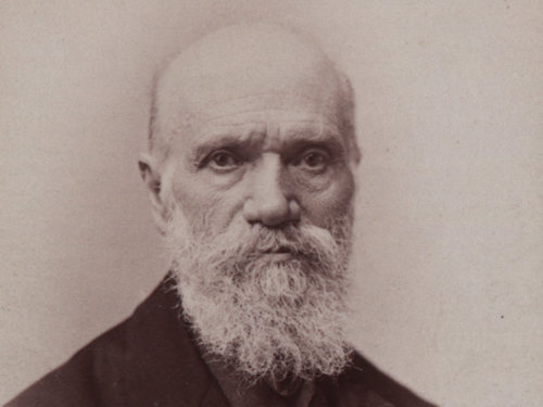 Photo of Eduard Ritter von Engerth