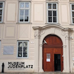 Front of the Jewish Museum