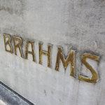 Brahms in letters