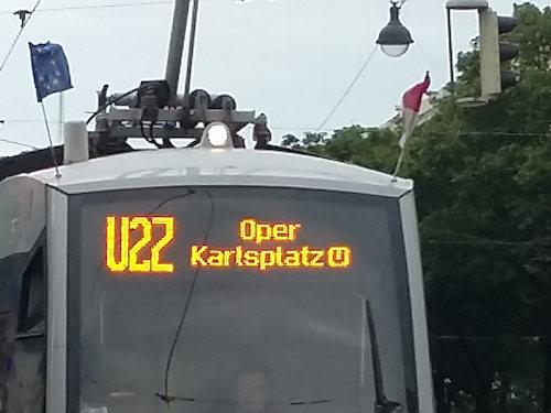 U2Z tram