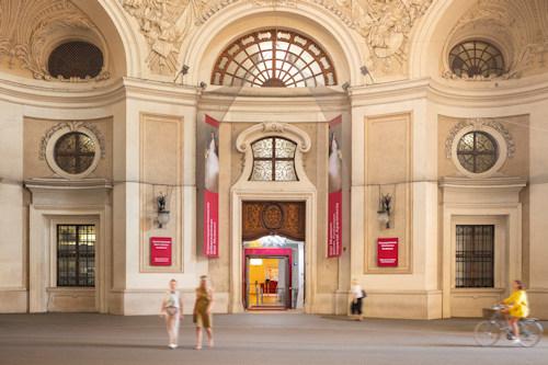 Hofburg tour entrance