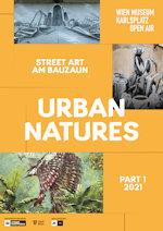 Urban natures poster
