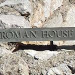 Roman house remains