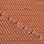 Roof of social housing