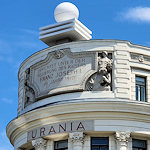 Roof of the Urania