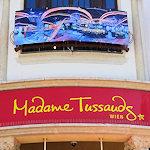 Madame Tussauds sign