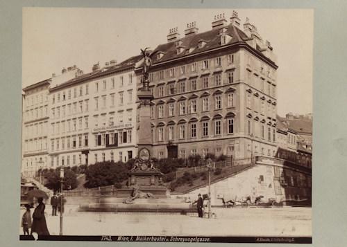 The Pasqualatihaus 1904-1904; Wien Museum