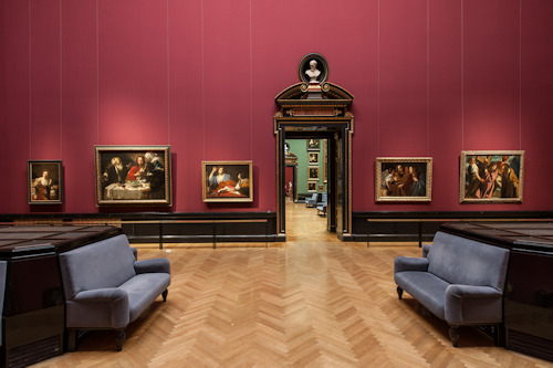 The picture gallery of the Kunsthistorisches Museum ©KHM-Museumsverband