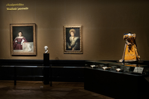 Titian exhibition view © KHM-Museumsverband